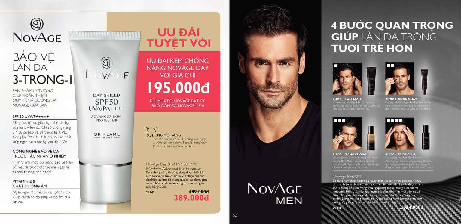 catalogue oriflame thang 2 2019