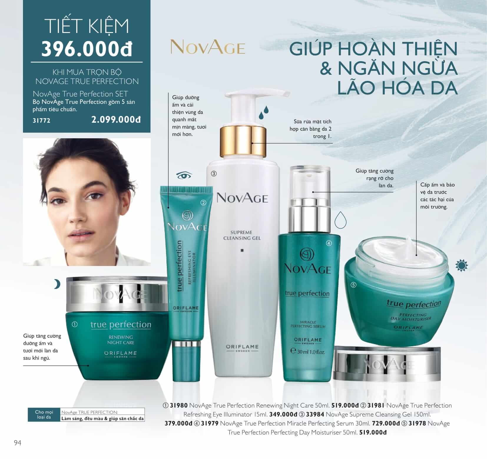 catalogue oriflame thang 2 2020