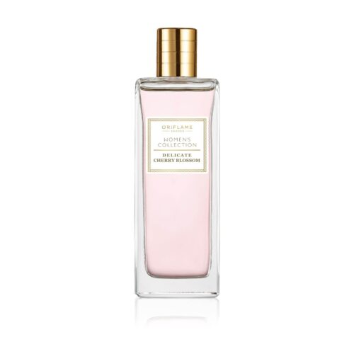 32440 oriflame - nước hoa oriflame nữ Women's Collection Delicate Cherry Blossom Eau de Toilette 50ml