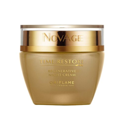 32628 oriflame - Kem dưỡng đêm Oriflame Novage Time Restore Regenerative Night Cream