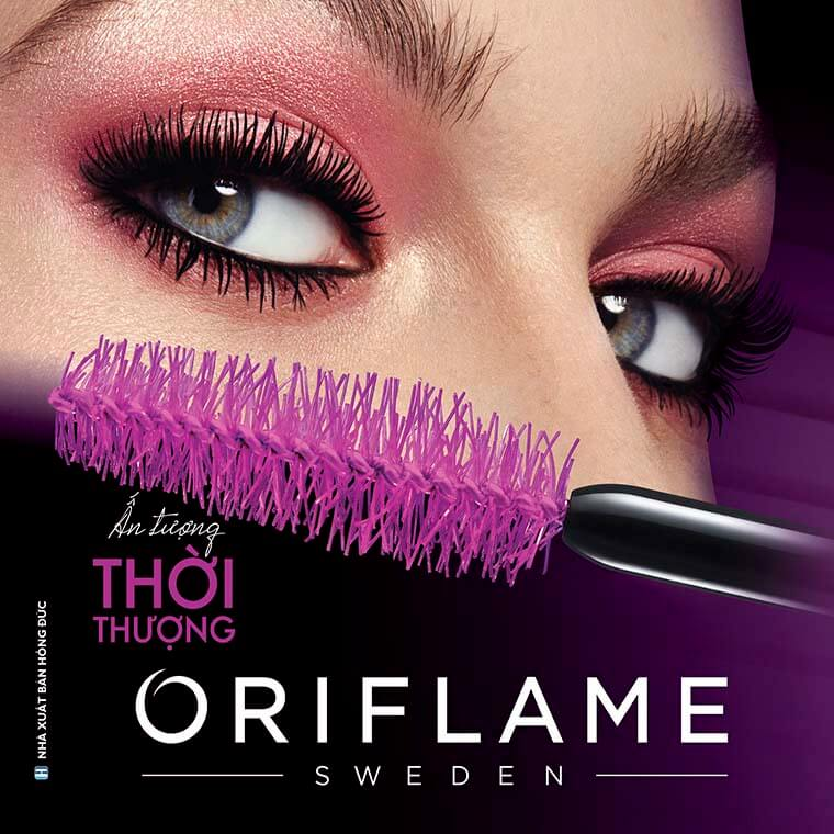 catalogue oriflame tháng 10 2019