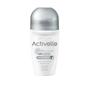 33141 oriflame lăn khử mùi Oriflame Activelle Invisible Antiperspirant Deodorant ngừa vệt ố áo 50ml