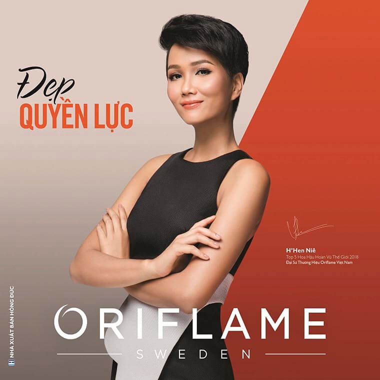 catalogue oriflame tháng 11 2019