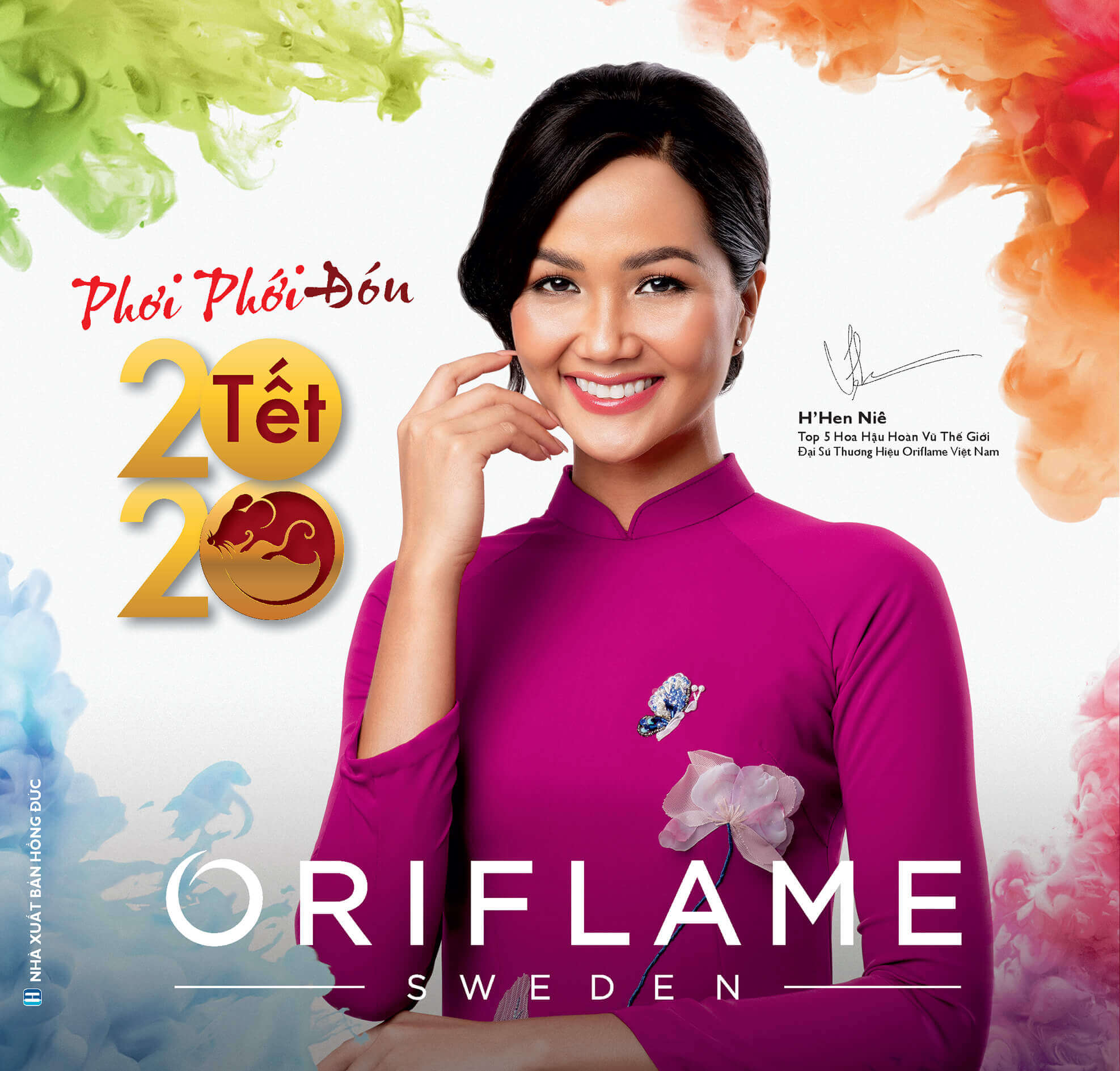 catalogue oriflame tháng 1 2020