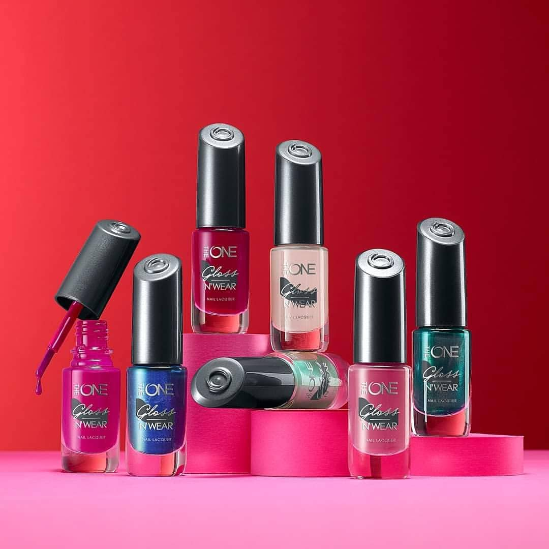 sơn móng tay oriflame The One Gloss N' Wear Nail Lacquer 2