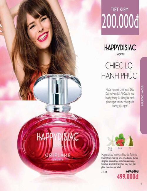catalogue my pham oriflame thang 3 2017
